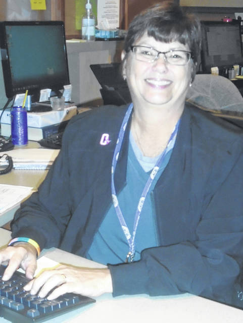 Despite fighting breast cancer for five years, Tracy Luce never missed much work. Now, cancer-free, she is still working as a medical assistant at Family Health.