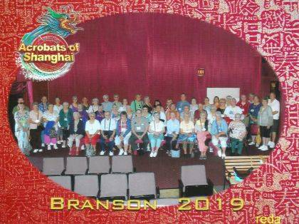 Reda Sullenbarger's trip to Branson, Mo. in 2019 was sold out.