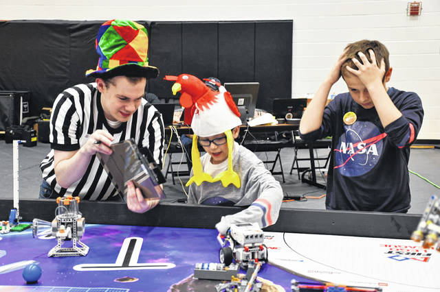 The FIRST LEGO regional qualifer is set to be held at Midmark in Versailles on Nov. 23.