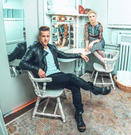 DCCA will present award-winning musical duo Thompson Square in concert at St. Clair Memorial Hall in Greenville on Saturday, Nov. 9.