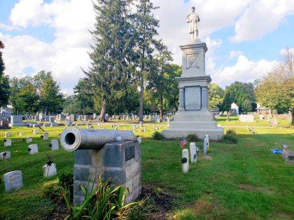 A Ghost Walk at the Greenville Union Cemetery will be held in addition to the traditional downtown Ghost Walk.