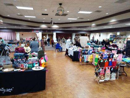 The Helping Hands Holiday Bazaar will be held Oct. 19 at the Greenville Moose Lodge.
