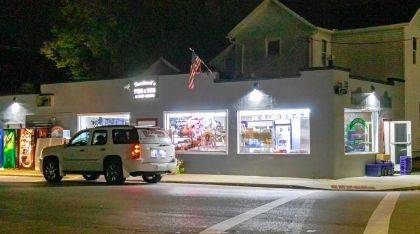 The Greenville Police Department and Darke County Sheriff's deputies responded to a break-in at Teaford's Dairy Store early Tuesday morning.