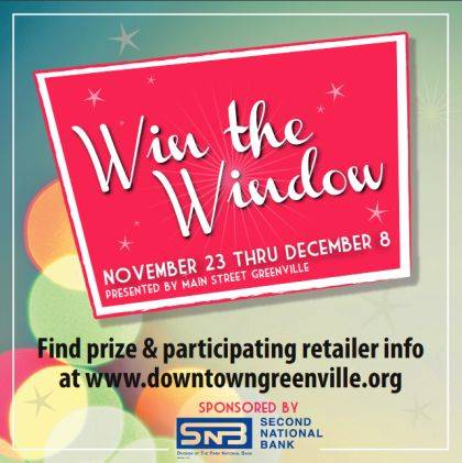 Shoppers will have even more chances to win hundreds of dollars worth of prizes this year.