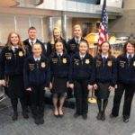 Students' commitment to FFA