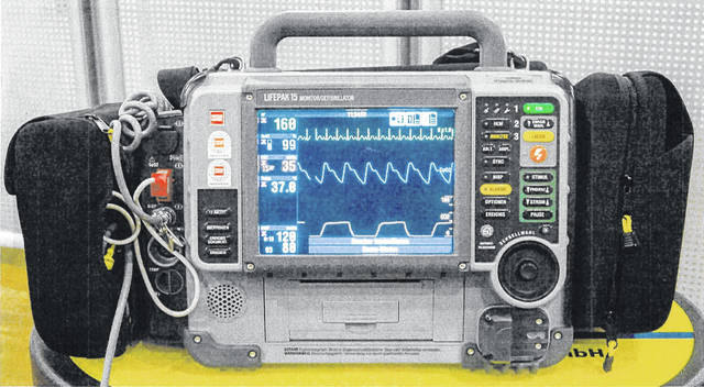 The Stryker PhysioControl LIFEPACK 15 V4 Monitor/Defib with 12-Lead was requested by the Greenville Fire Department.