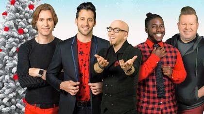 VoicePlay will be help ring in the holidays with a special performance on Dec. 14.