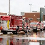 Two injured after accidental fire at GHS