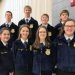 Novice ParliPro team competes