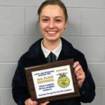 Trissell places in state contest