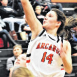 Lady Trojans defeat Twin Valley South