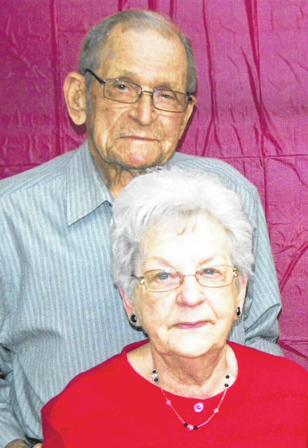Bob and Pat Lee quietly celebrated 71 years of wedded bliss on New Year's Eve. The Ansonia couple believe it was church that kept their marriage going as well as cooperation.