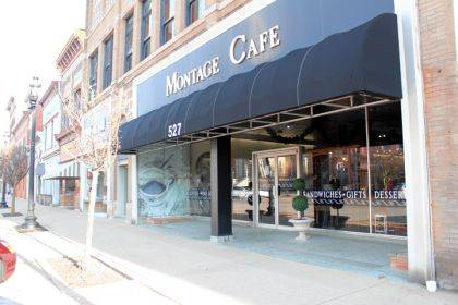 Aaron Cox, owner of Montage, asked Greenville City Council to approve outdoor dining.