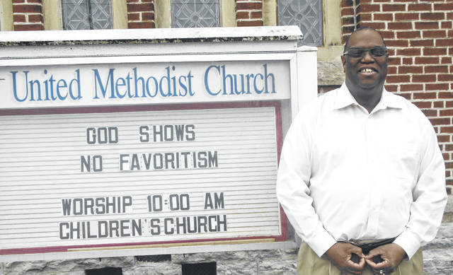 David Richey has been pastoring New Madison United Methodist Church and now has also been called to serve the Eldorado United Methodist Church.