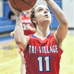 Bench contributes to Lady Patriots win