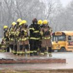 MVCTC firefighter class participates in training
