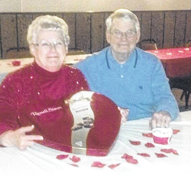 This is the last picture Nancy Eardley has of she and her husband. It was taken at a Valentine dance in February 2014. She cherishes this photograph taken that romantic evening.