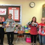 Ansonia FCCLA collects toys