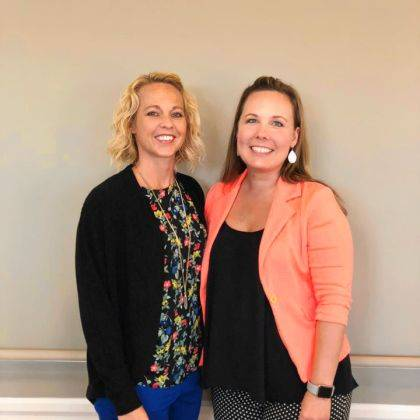 Gina Boerger and Shannon Condon will host Power Over Parkinson's.