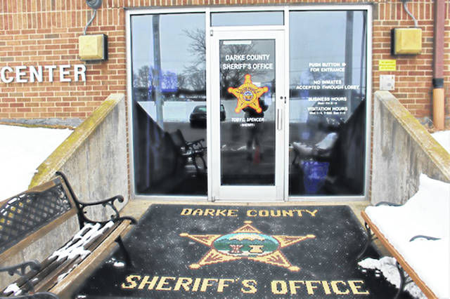 File photo The Darke County Sheriff's Office has made changes in daily operations due to circumstances related to the COVID-19.