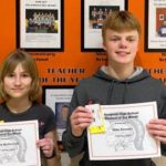 AHS selects Students of the Month