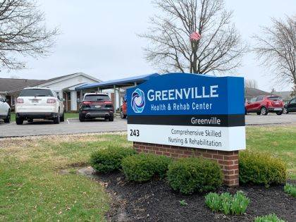 The Darke County Health Department reported 10 cases of COVID-19 have been confirmed at Greenville Health & Rehab.