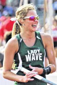 Greenville's Hunt named All-American