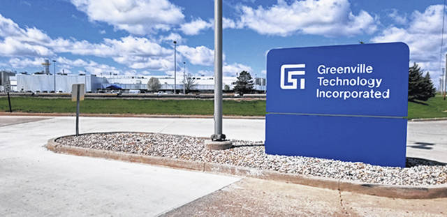 Bethany J. Royer-DeLong|DarkeCountyMedia.com Pictured is the GTI plant located in Greenville part of a recent temporary layoff due to COVID-19 and Gov. DeWine's instituting a stay at home order for all people and non-essential businesses.