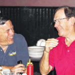 Gruber and Masters talk old times