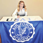 Prakel to pole vault for Air Force
