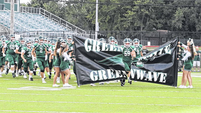 Greenville take the field to open the 2019 season, a year the Green Wave would have made the playoffs under the new 2020 OHSAA expanded football playoffs.