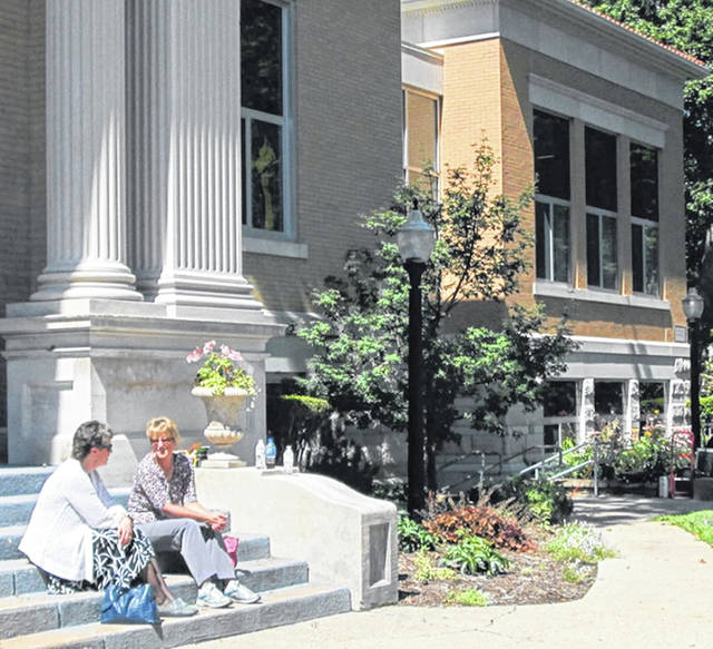 Provided photo The Greenville Public Library will begin a reopening process starting with phone lines open from noon to 4 p.m. for the five-day workweek starting May 11.