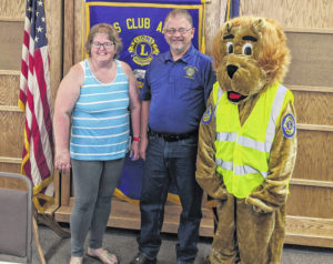 UC Lions install officers