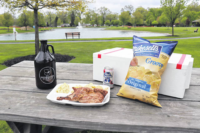 Provided photo New options will be available for purchasing World-Famous Poultry Days BBQ Chicken on the weekend of August 14.