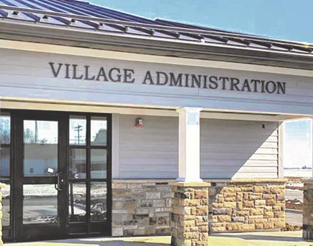 Arcanum Village Council welcomed two new members to the council during its Tuesday night meeting.