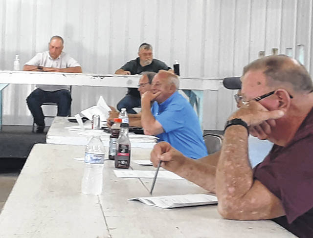 During a Wednesday night special session, members of the Darke County Fair Board approved plans to proceed with its August fair.