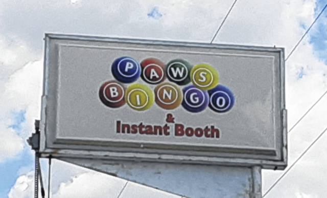 PAWS Bingo will reopen June 25.