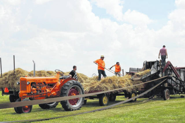 The Darke County Steam Threshers Association has cancelled its 2020 show, which had been scheduled for July 2 to 5.