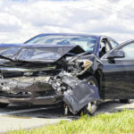 Two injured in wreck