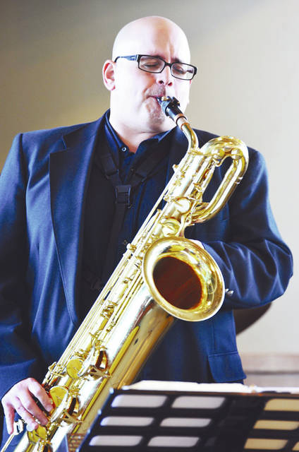 Provided photo The band's special guest for the evening will be saxophonist Bill Burns.