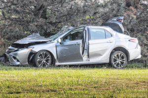 Driver airlifted after serious injury crash