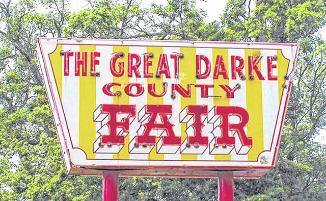 The Darke County Fair, and all other county fairs in Ohio, will only be allowed to host a Jr. Fair this year, Ohio Gov. Mike DeWine announced Tuesday.