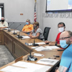 Arcanum discusses village improvements