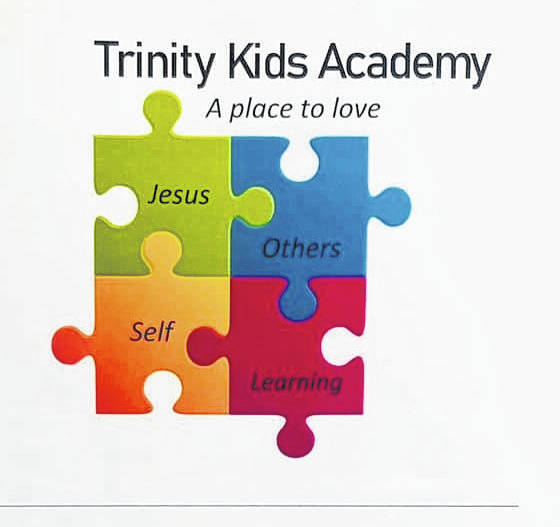 Trinity Kids Academy is accepting enrollment for the 2020-2021 school year.