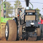 Local tractor pull benefits JDRF