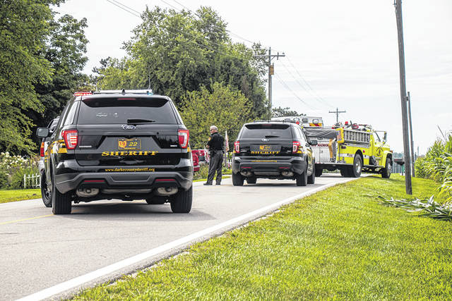 A Richmond, Ind., man is dead following a Friday crash on Rush Road. It is believed a medical event led to the wreck.