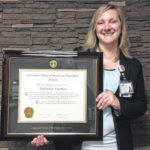 Wayne employee receives national healthcare honor