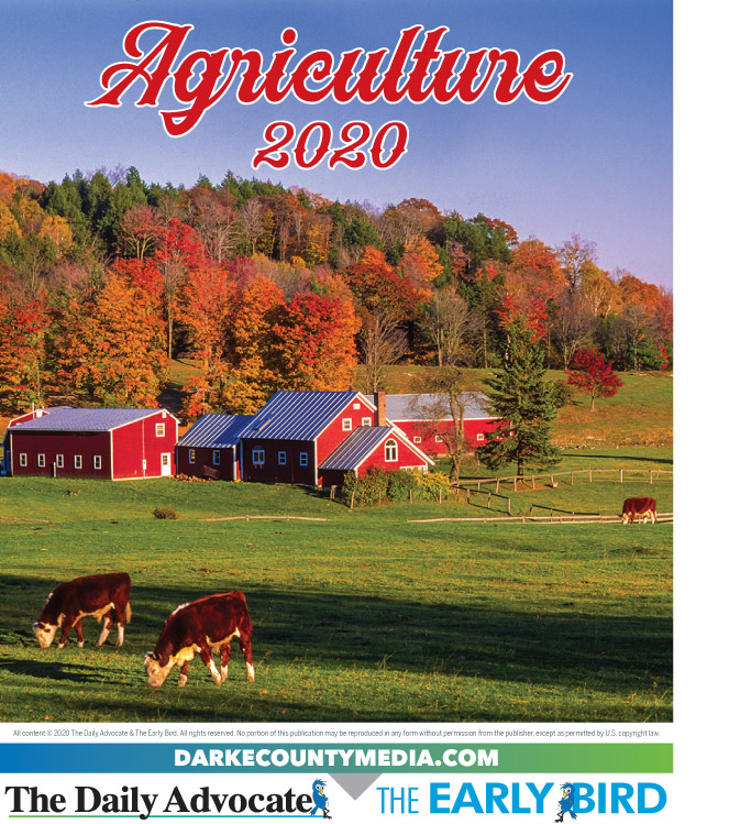 Agriculture 2020