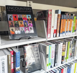 Greenville Library reminds patrons to return books