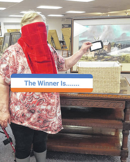 The winner of the Ft. Meyers' vacation home was drawn Oct. 3. Winner was Bonnie Perry.